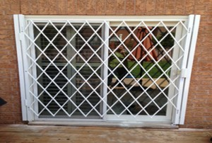 Security for Patio Door